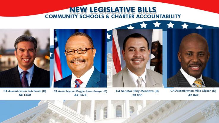 New Legislative Bills