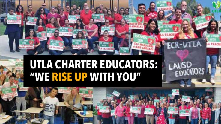 UTLA Charter Educators Block Image