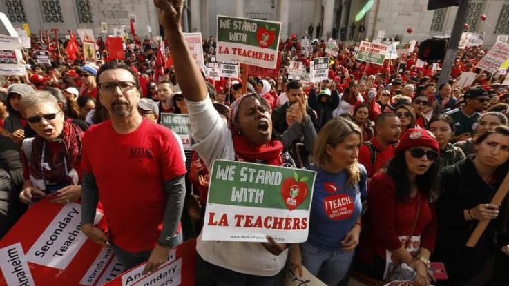 UTLA Strike
