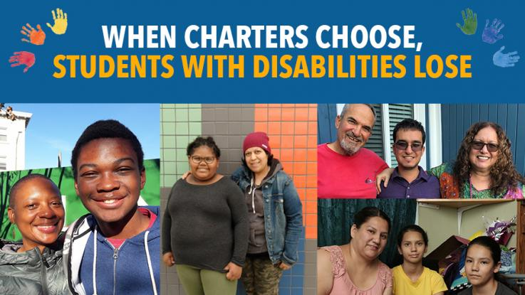 New Study Reveals Privately-Run Charter Schools Under-Enroll Students with Disabilities