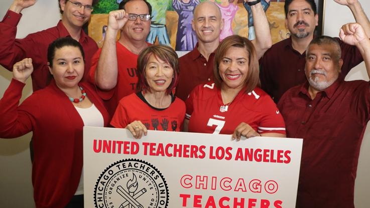 CTU Officer Solidarity Photo