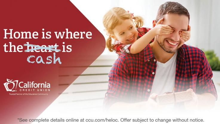 CCU Home Equity Ad