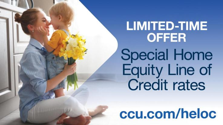 CCU Home Equity Line of Credit