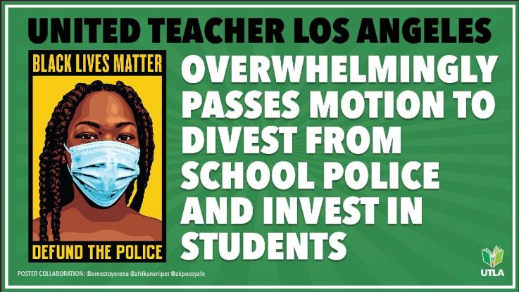 Divest from school police v3