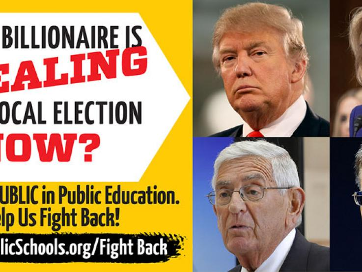 Which Billionaire Is Stealing Your Local Election Now?