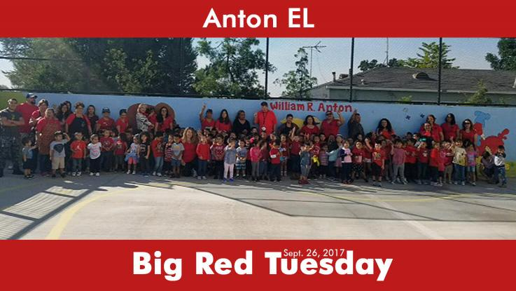 Anton EL Big Red T