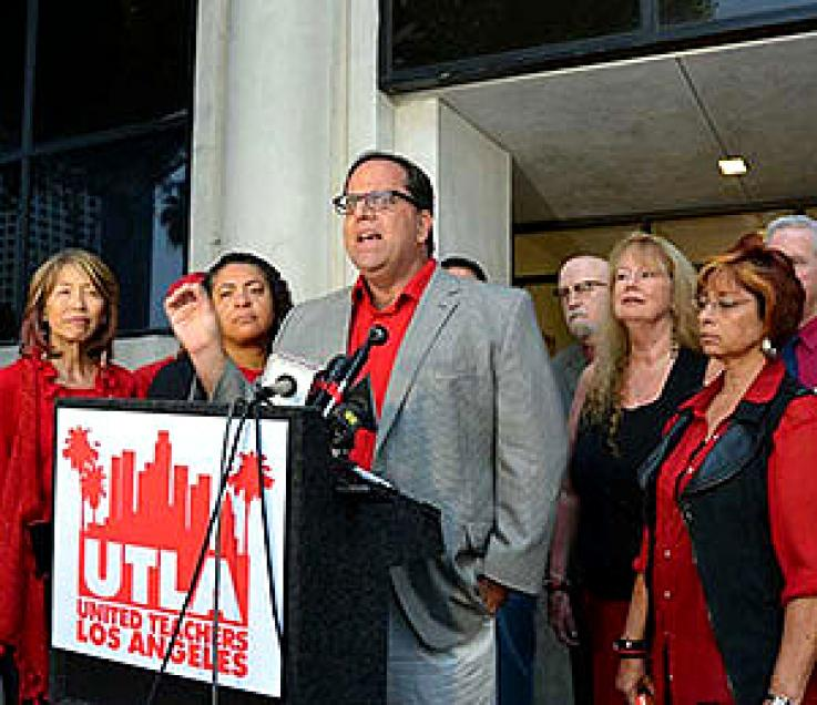 UTLA Officers 2014