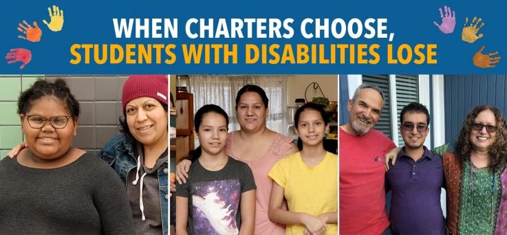 When charters choose, students with disabilities lose