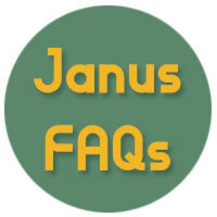 Janus FAQ Icon
