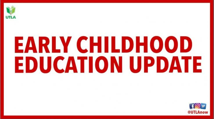UPDATE: FAQs on Early Education PD & resources